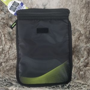 Arctic Zone Insulated Dual Closure Lunch Bag